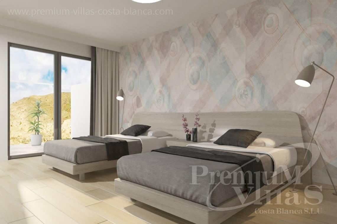 - A0623 - Duplex with garden or solarium in luxury urbanization in Finestrat 17