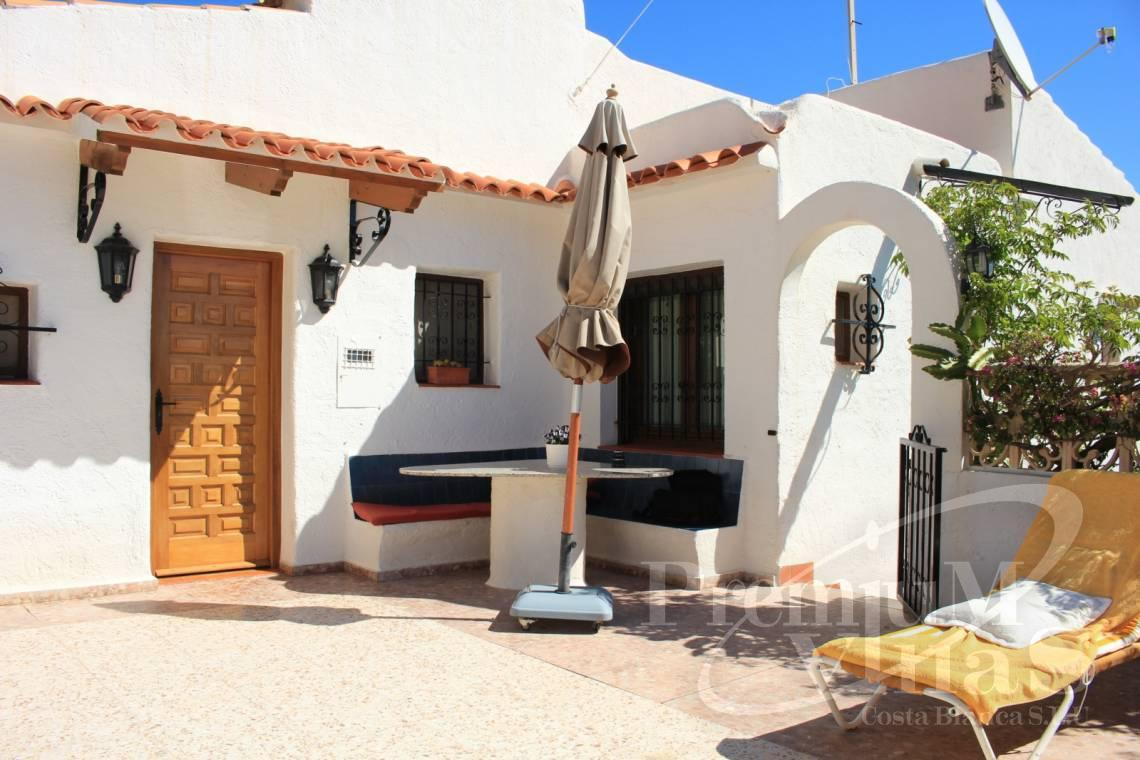 House in Calpe with guest apartment - CC1953 - For sale: House with stunning sea views in Calpe 5