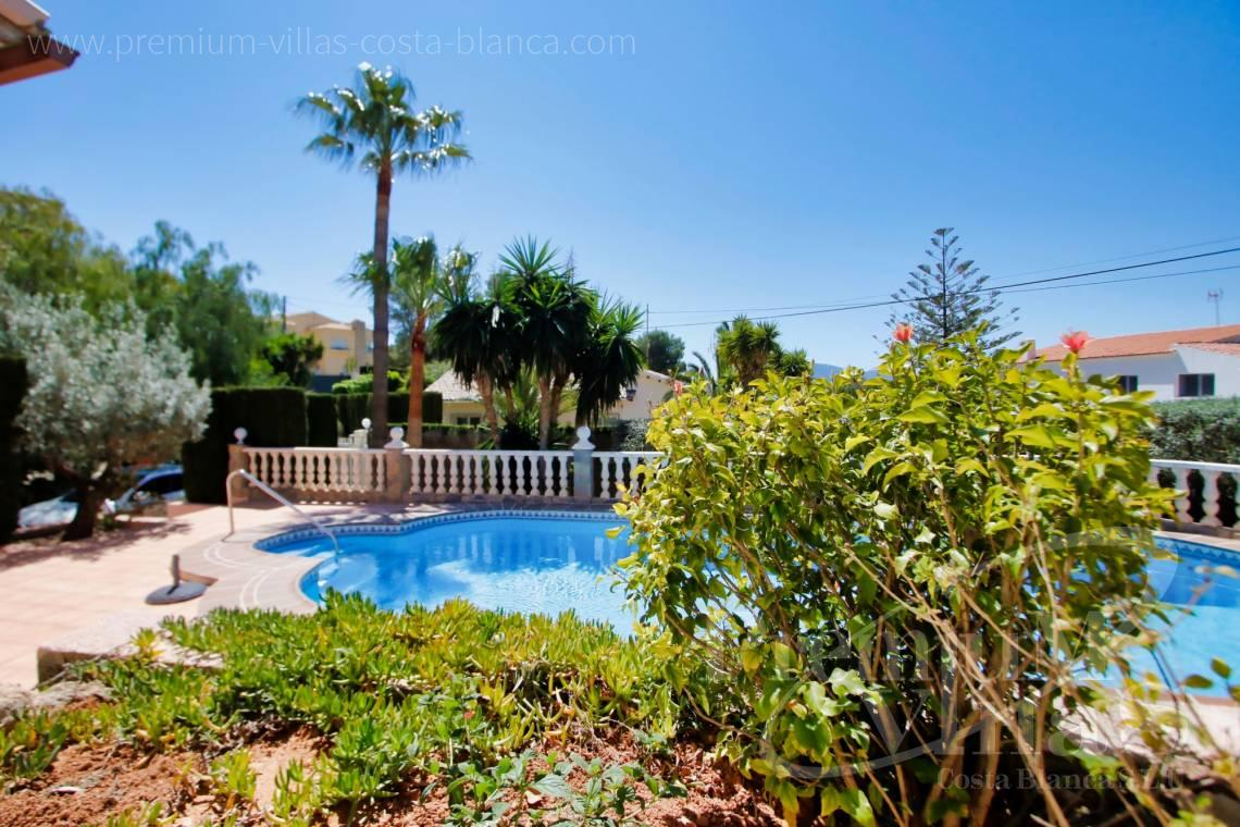- C2129 - Privately located villa with sea view and beautiful garden in Altea 24