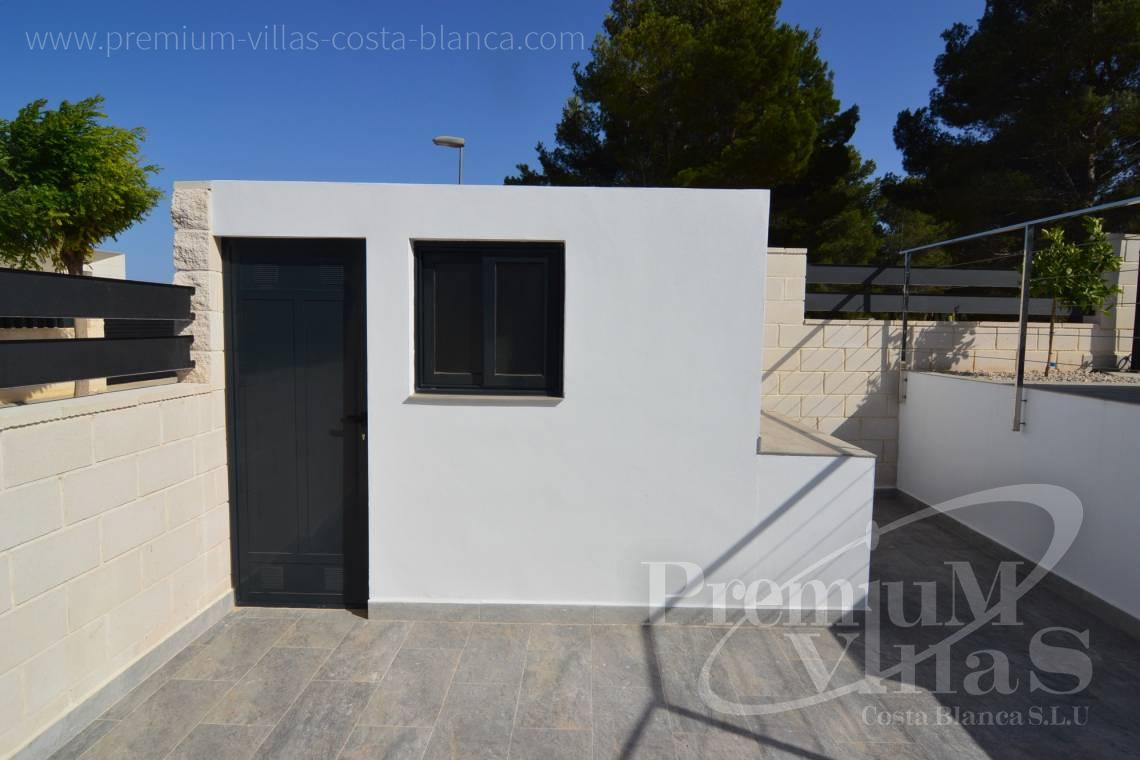 - C1903 - Modern villa with private pool and nice mountain view in Polop 20