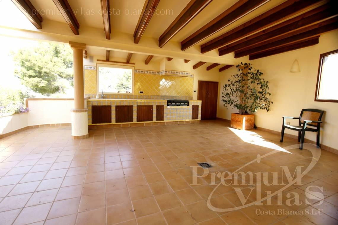 - C2174 - Luxury mansion on 3 levels with elevator and sea views in Calpe 4