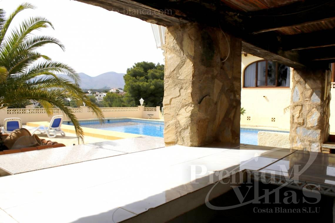 - C2153 - Villa in Calpe with guest apartment and wonderful views 14