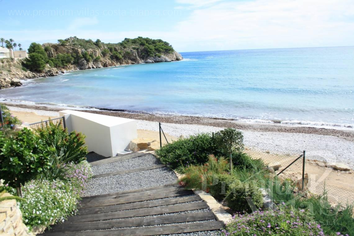 Buy modern apartment sea front Altea  Costa Blanca - A0606 - Seafront apartment in residential Mascarat Beach 5
