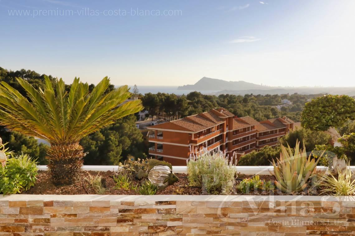 Apartment for sale with sea views in urbanization Altea la Nova - A0614 - Apartment in the urbanization Altea la Nova in Altea 2