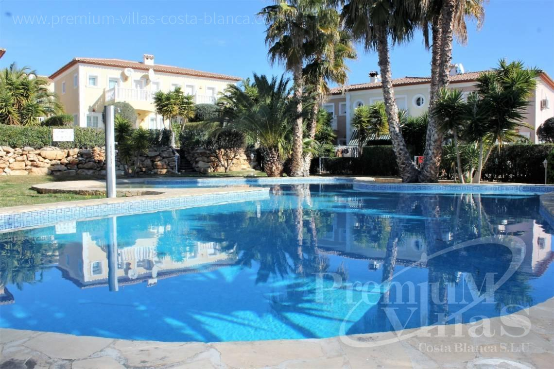 House villa for sale Calpe Costa Blanca - C2144 - Lovely bungalow in Calpe just 2 km from the beach 4
