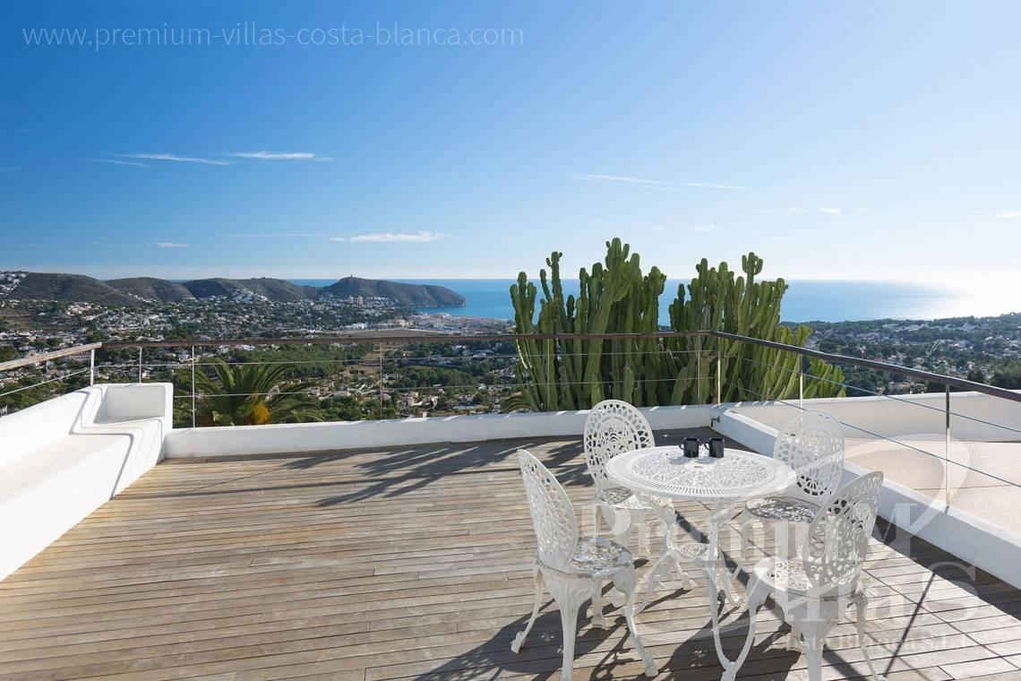- CC2385 - Modern villa with panoramic sea views in Moraira 25