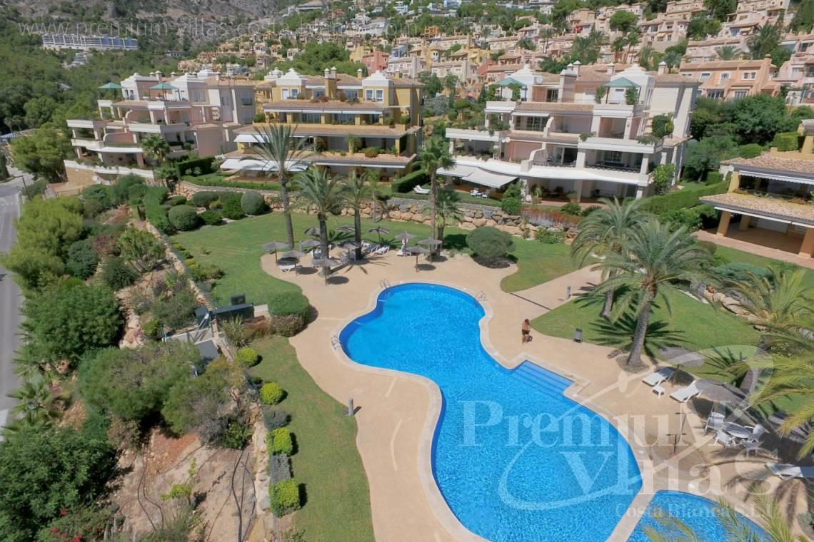 - A0546 - Luxury apartment in Residential Ducado Real with stunning sea views in Altea Hills 2