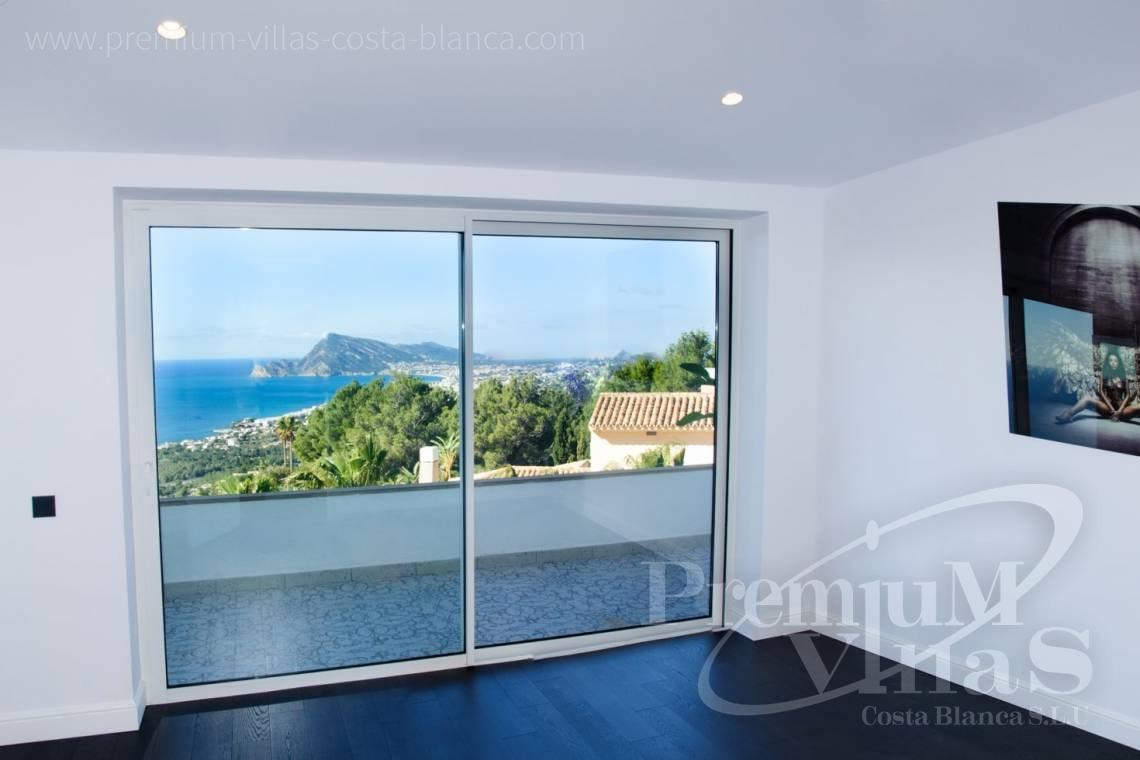 - C2316 - Modern luxury villa with sea views in Altea 21