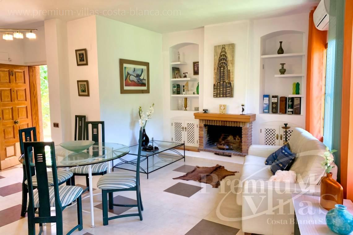 - A0683 - Ground floor with large garden and sea views in Altea Hills 8