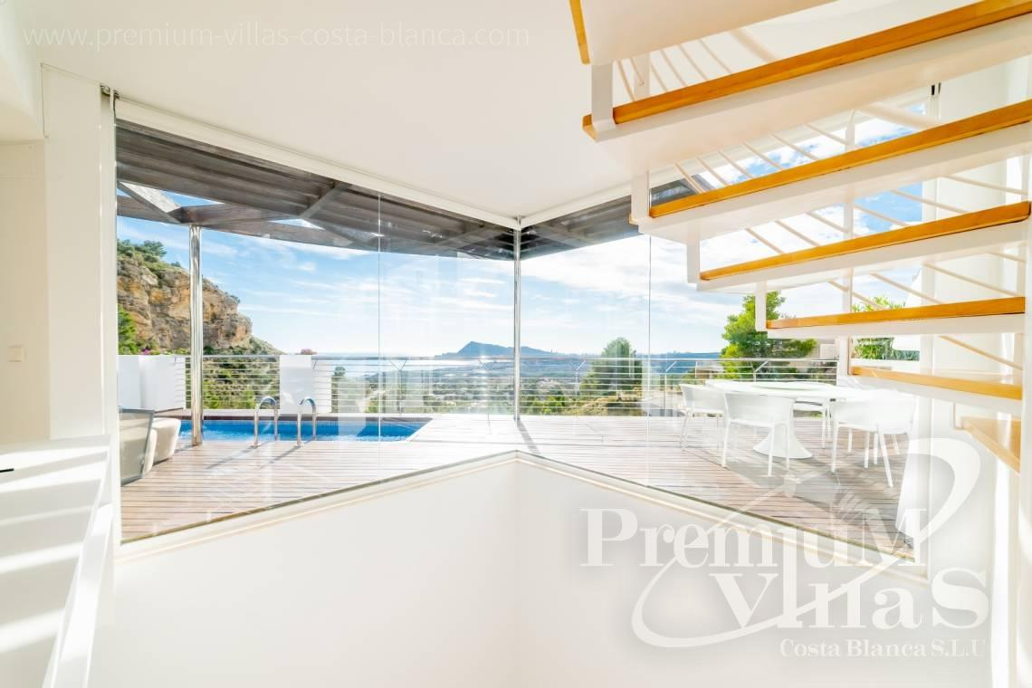- C2290 - Modern villas with private lift in the Sierra de Altea 27