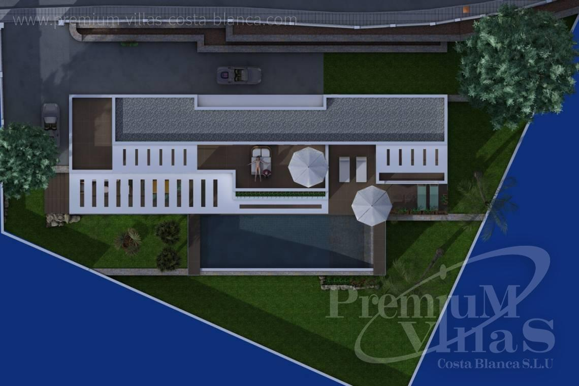 - C1528 - Beautiful project of modern style house, with sea view 4