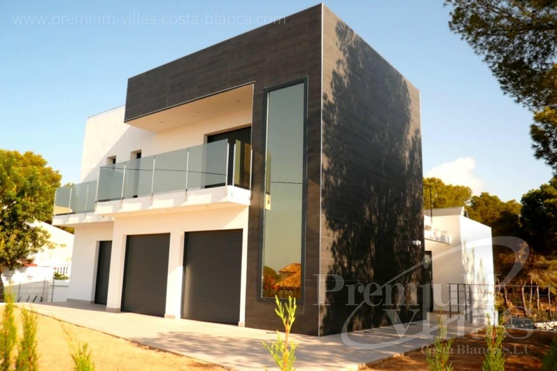 Buy villas houses sea view Benissa Costa Blanca - C2168 - Modern villa in Benissa, 500m from the beach  4