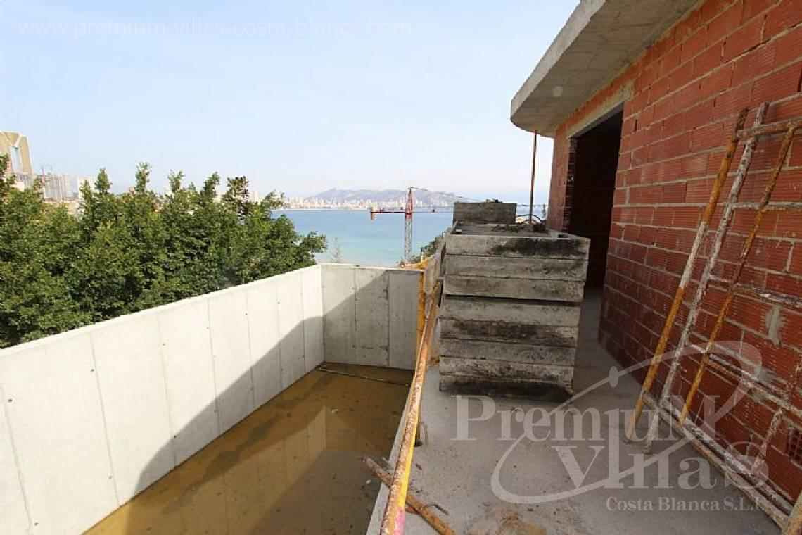 Penthouse apartment sea views Benidorm Costablanca - A0574 - Apartments 30m from the beach with private pool in Benidorm 8