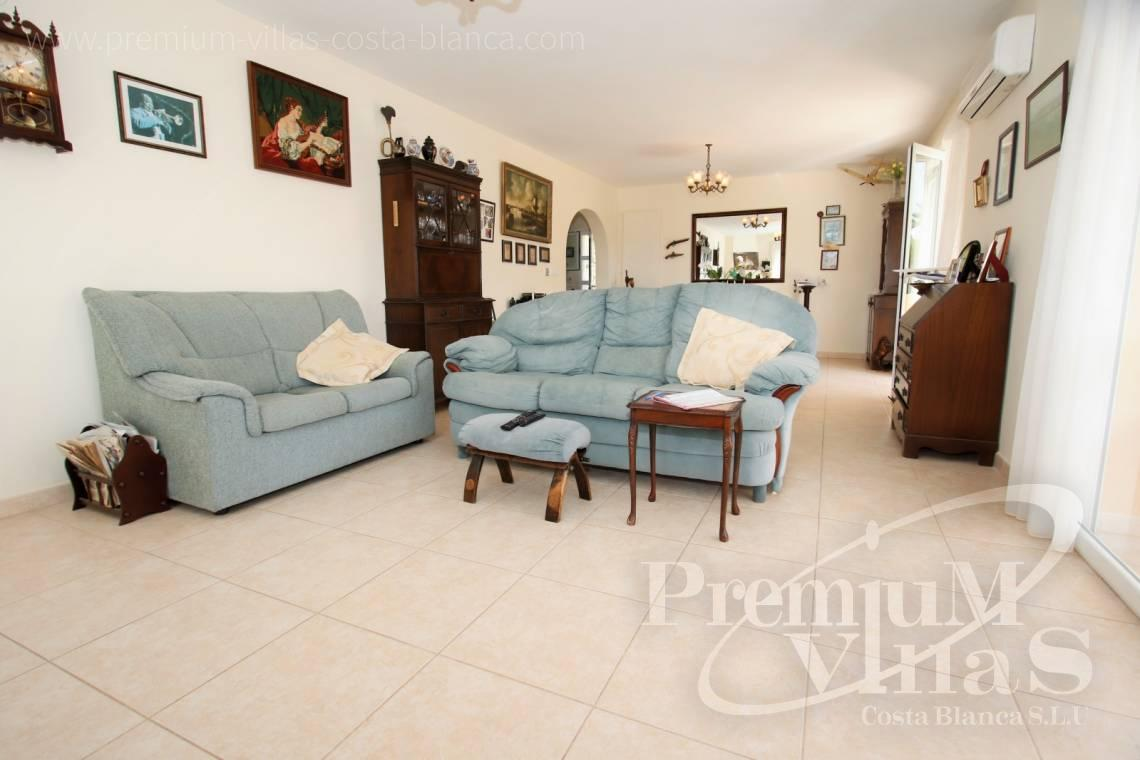 - C2183 - Villa in central urbanization of Calpe close to the beaches and all amenities 10