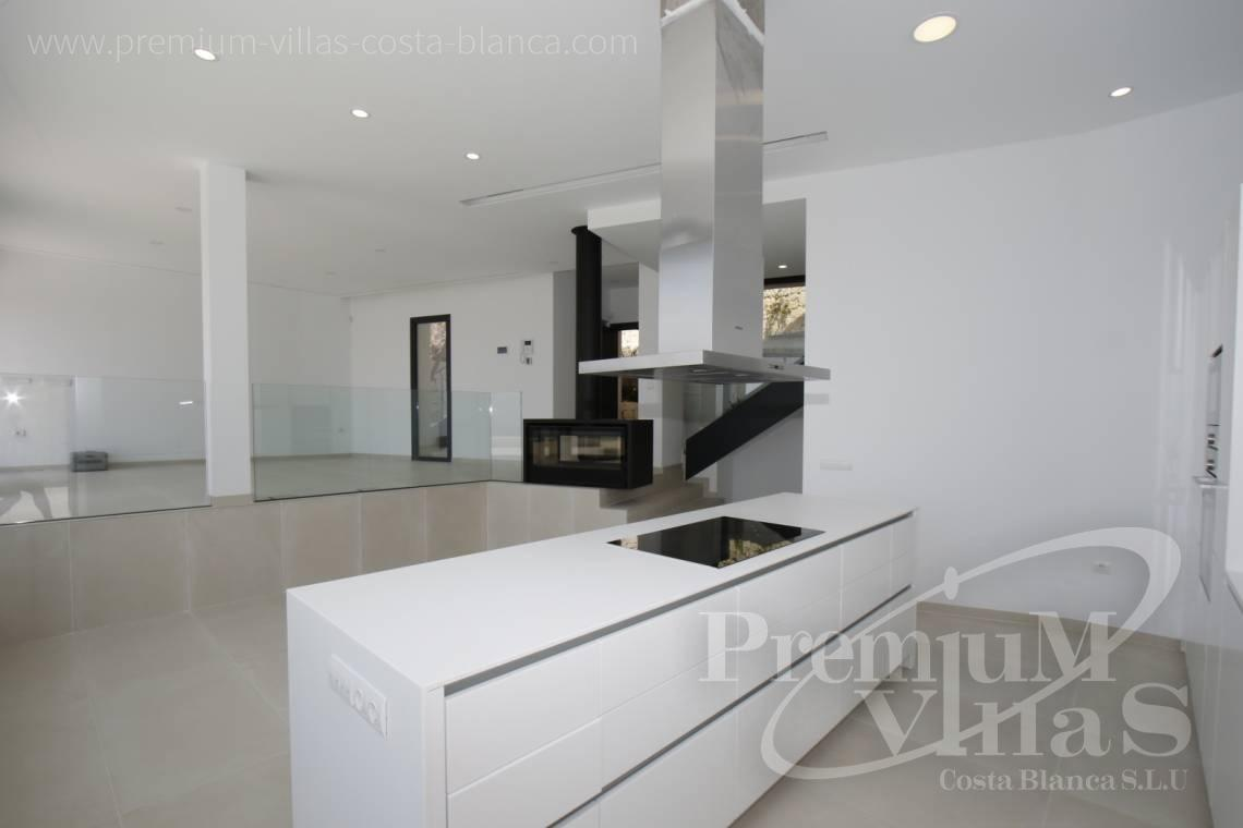 - C2138 - New construction of a modern villa in Altea Hills with fantastic views 17
