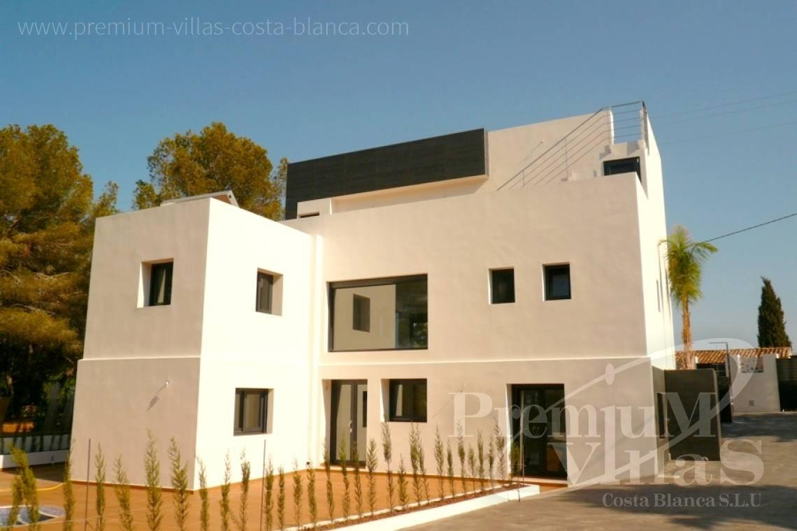 - C2168 - Modern villa in Benissa, 500m from the beach  13