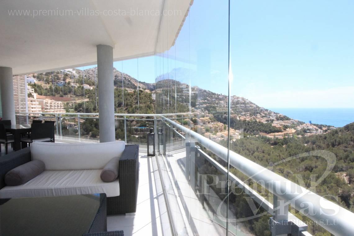 Buy 3 bedrooms apartment duplex penthouse in Altea Hills Costa Blanca - A0523 - Luxury penthouse in Altea Hills with stunning sea views 3