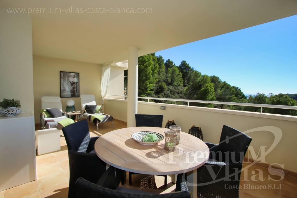 2 bedrooms apartment in residential Balcón de Altea Hills Costa Blanca - A0609 - Apartment in residential Balcón de Altea Hills 3