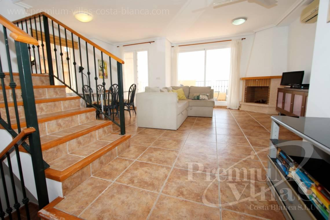 Buy bungalow in Altea Costa Blanca - C2211 - Bungalow in Altea 1000m from the sea, with stunning sea views. 3