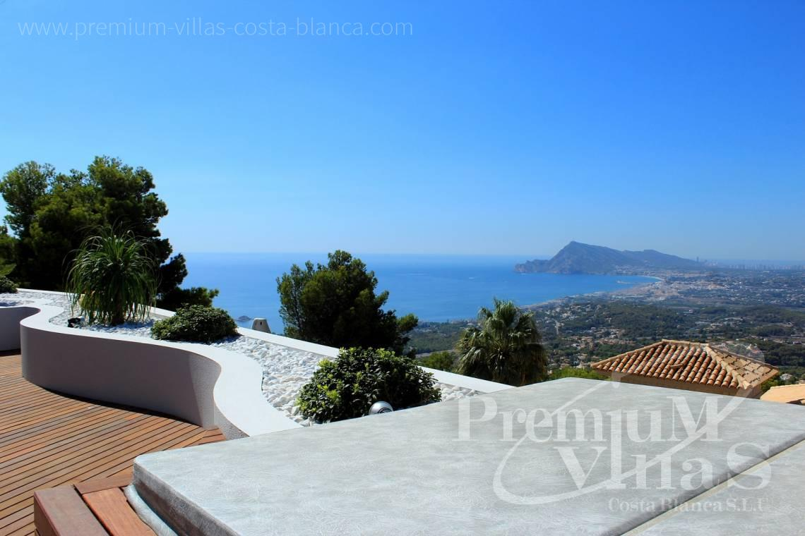 buy 3 bedrooms apartment  Altea Costa Blanca Spain - A0408 - OPPORTUNITY, last corner apartment for sale!!!  3