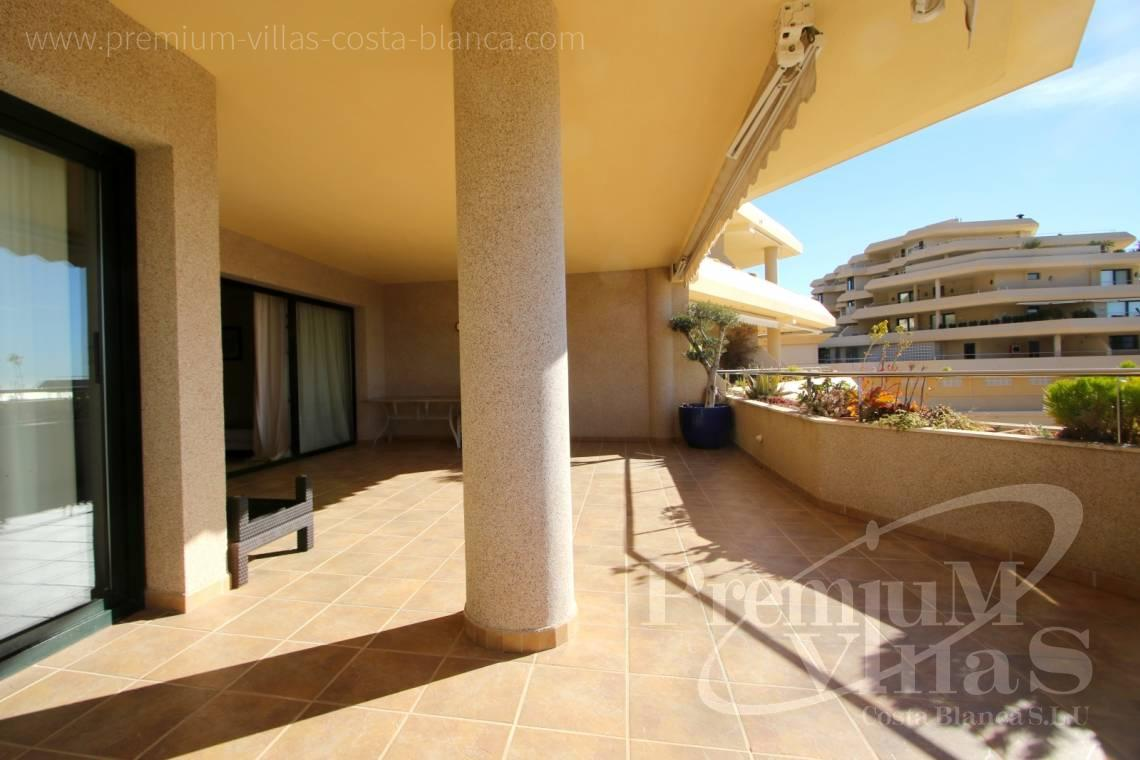 buy apartment  with large terrace Altea Costa Blanca Spain - A0562 - Nice apartment in the Sierra Altea with beautiful sea views 20