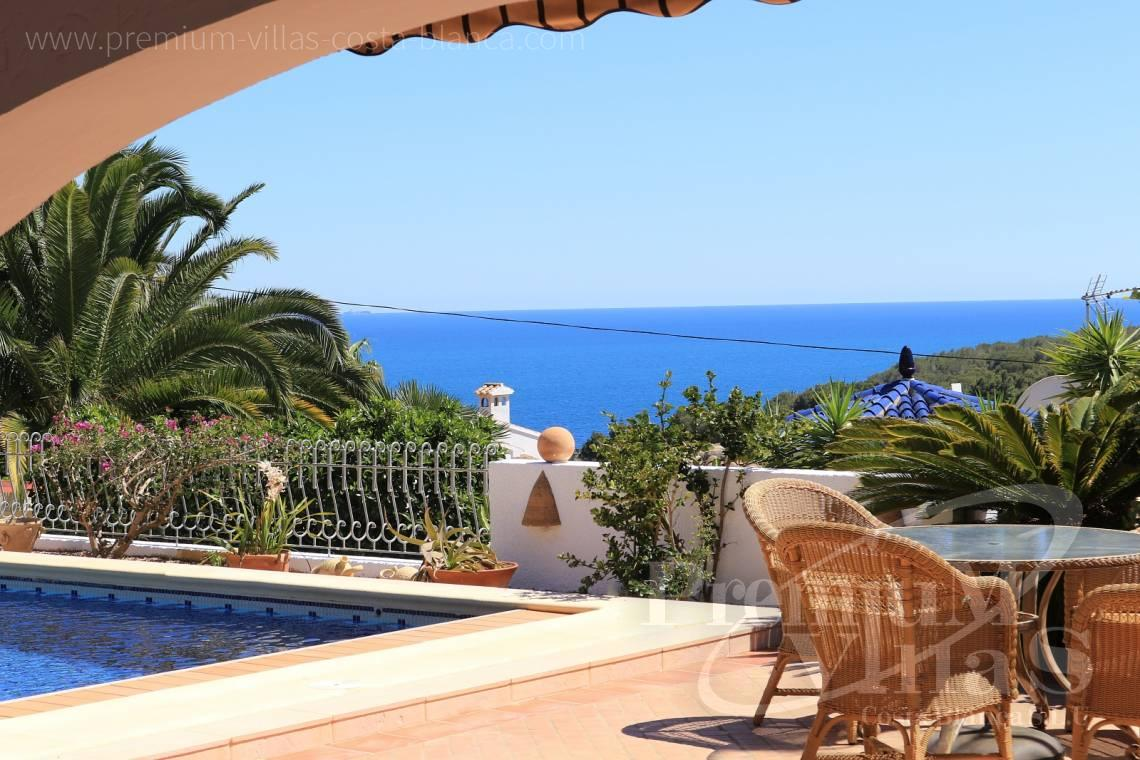 - C2151 - A real paradise on a double plot only 900m from the sea in Benissa 2