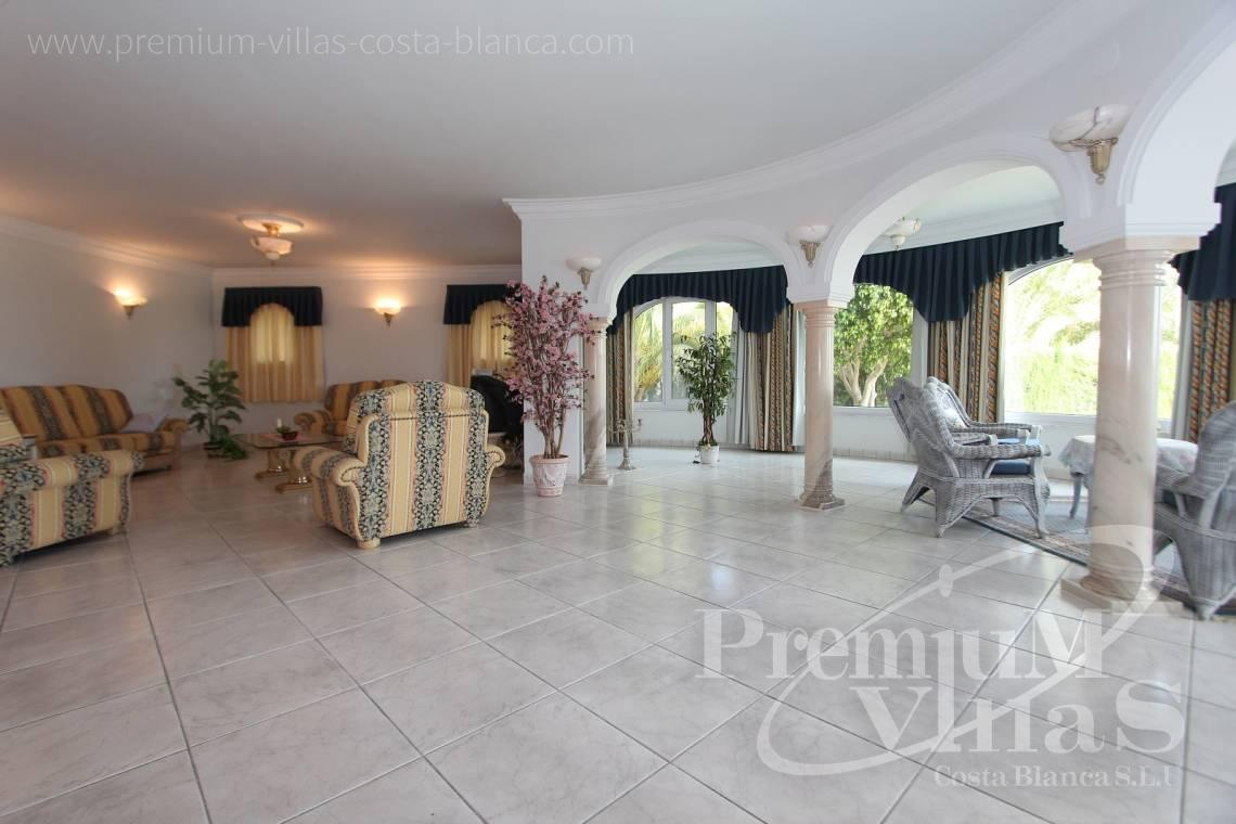 - C2337 - Luxury villa in Benissa with nice sea views 8