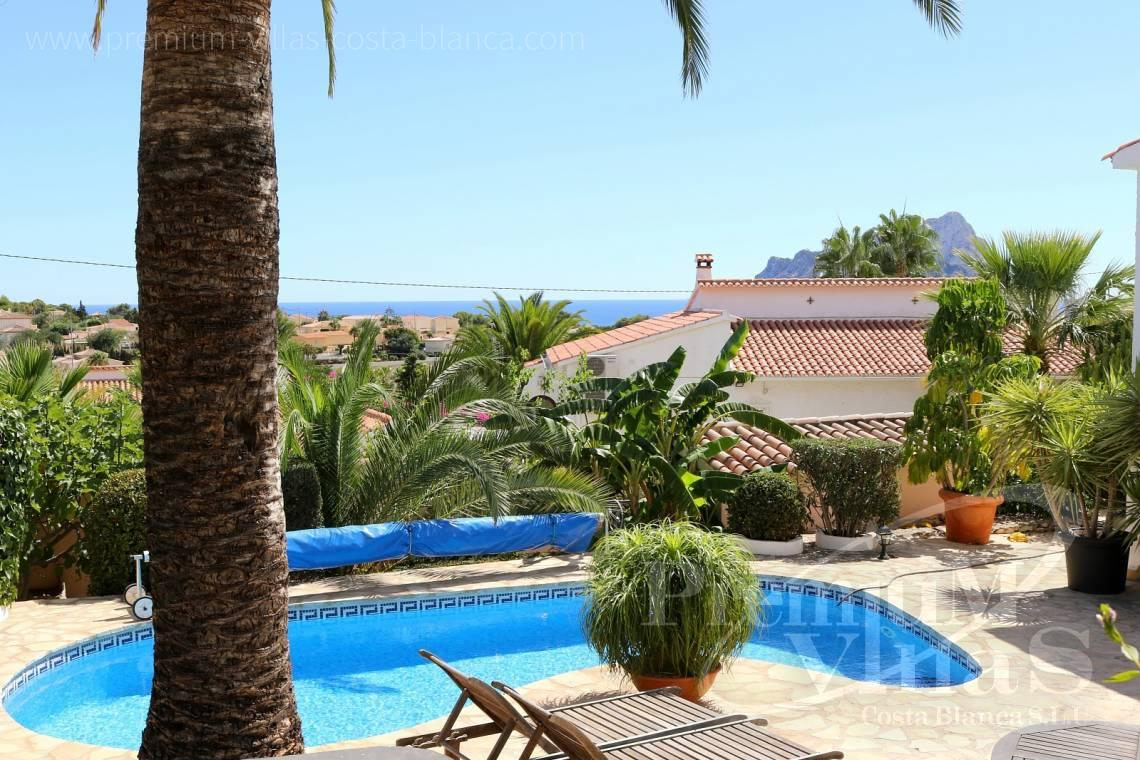 - C1983 - Charming villa with nice seaviews and guest apartment in Calpe  26