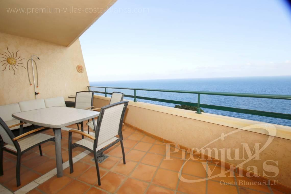 Apartment sea views Altea Costablanca - A0584 - Apartment at the see front, close to all amenities in Altea 24