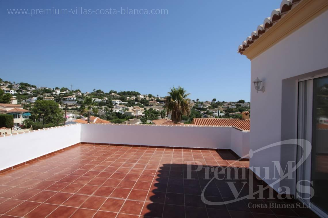 - C2087 - New house in Benissa for sale with sea view 18