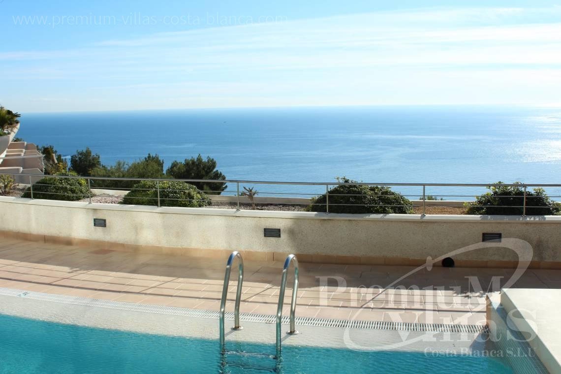 Buy luxury apartment in urbanization Bahia I Altea Hills - A0635 - Super luxury apartment with sea views in Altea Hills 5
