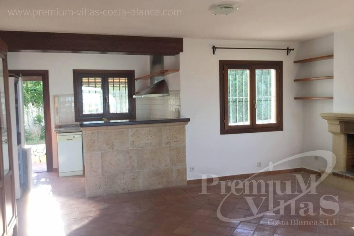 - CC2307 - Mediterranean house with sea views in Benissa Costa 11