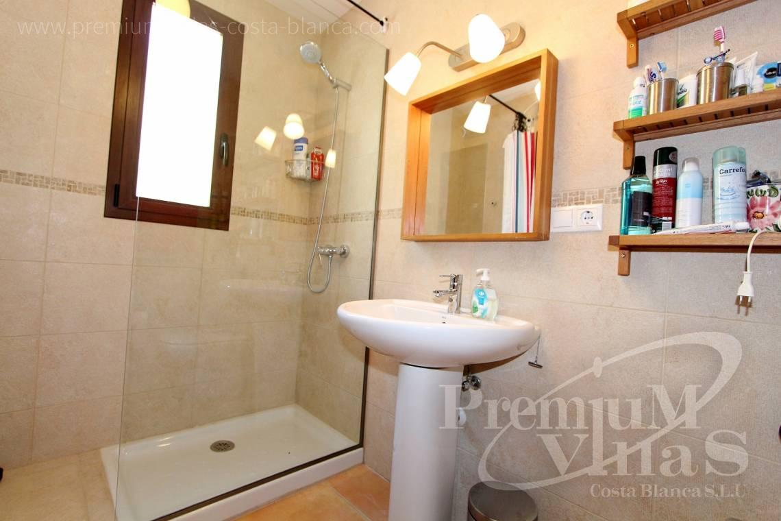 - C1781 - Cozy corner townhouse with nice terraces, fantastic sea views in Altea Hills! 16
