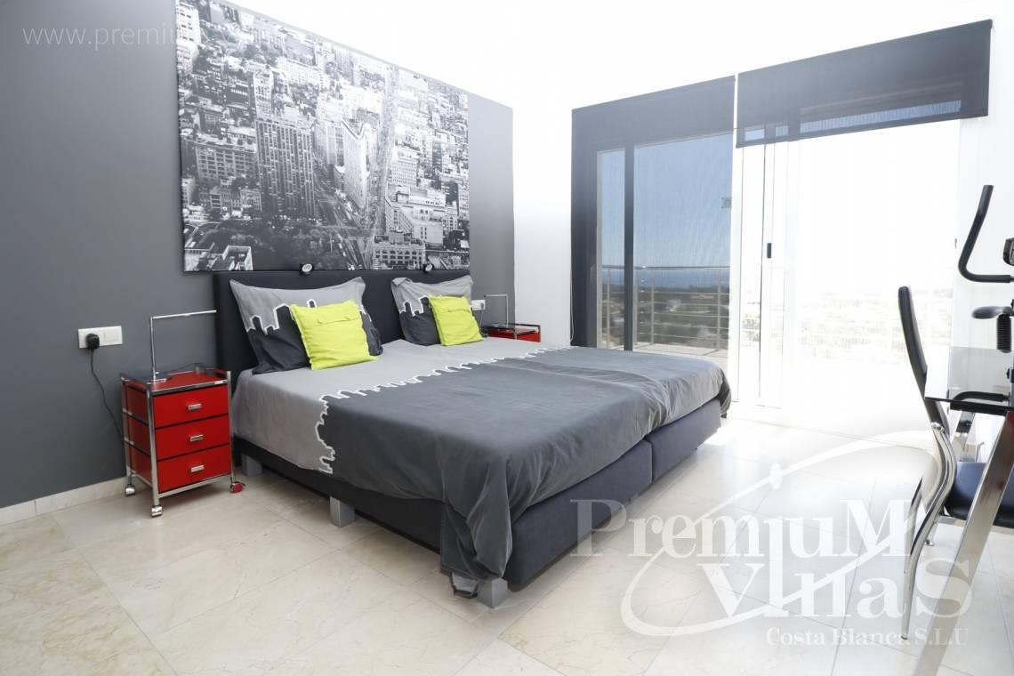 - C1784 - Modern villa with a lift and great sea views in Calpe 10