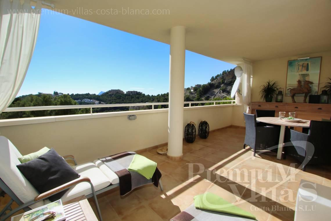 property for sale Altea Hills - A0609 - Apartment in residential Balcón de Altea Hills 22