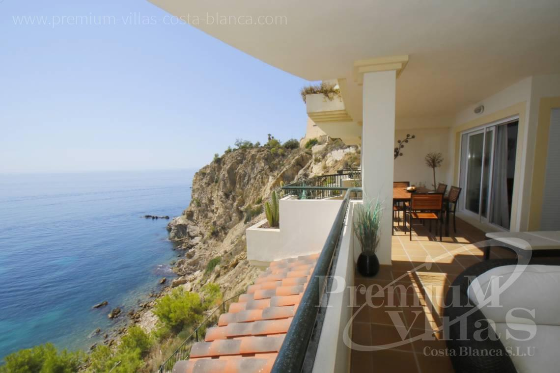 front line apartment for sale Altea - A0595 - Oasis Beach Frontline apartment 2