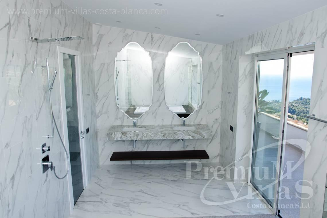 - C2316 - Modern luxury villa with sea views in Altea 20