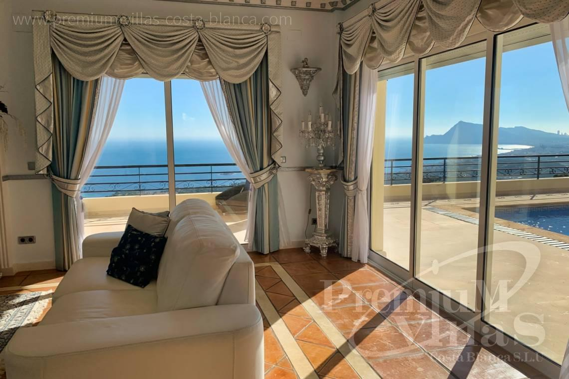 Buy luxury villa with sea views in the Sierra de Altea - C2410 - Luxury house with stunning sea views in the Sierra de Altea 7