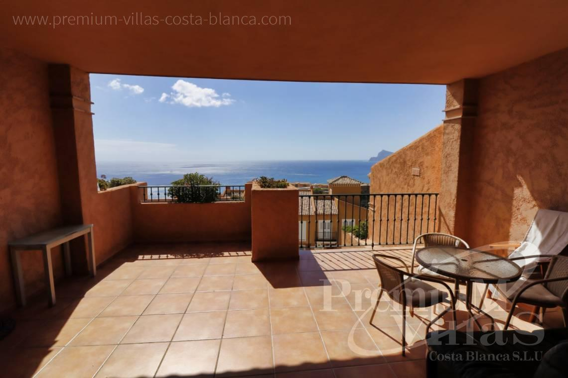 - C2224 - Bungalow in Mascarat near the beach, with spectacular views of the bay of Altea 19
