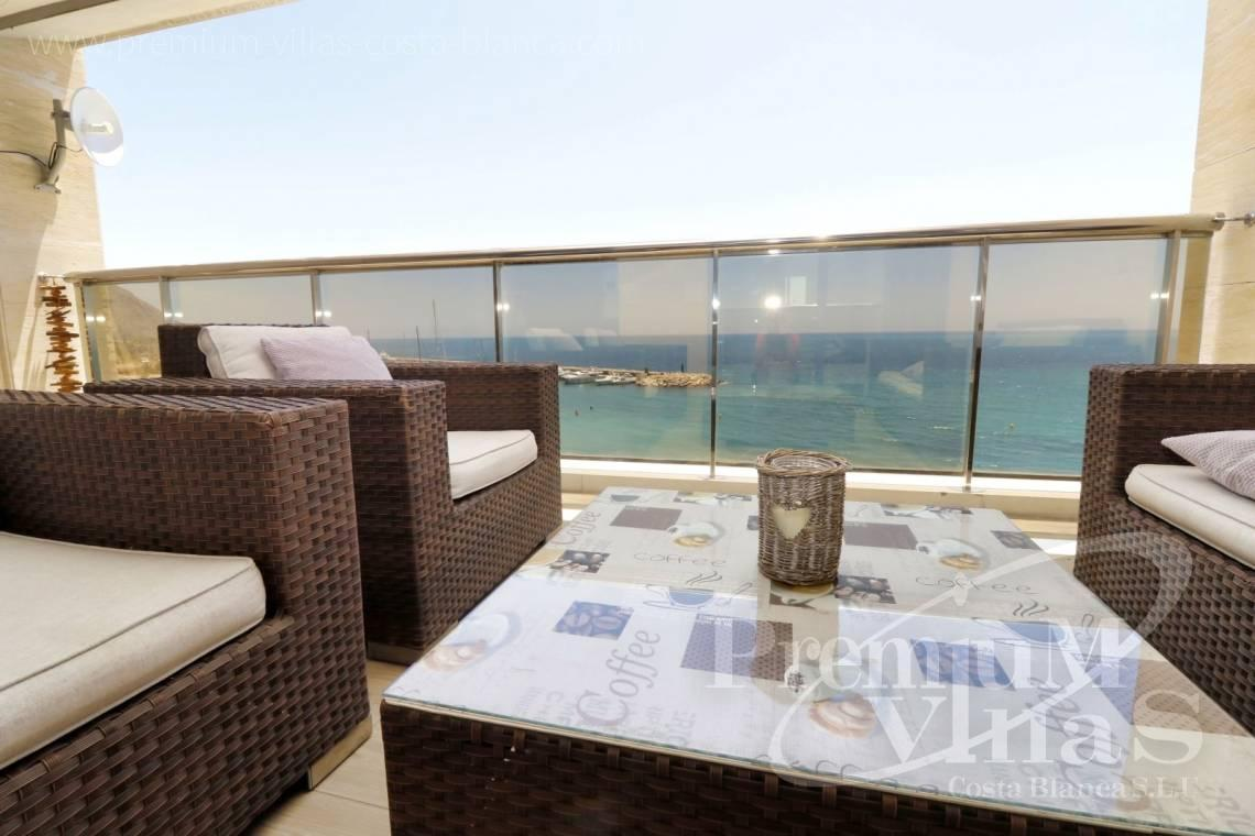 For sale apartment on the beachfront in Marina Greenwich Altea - A0644 - Beachfront apartment in Campomanes, Altea 22