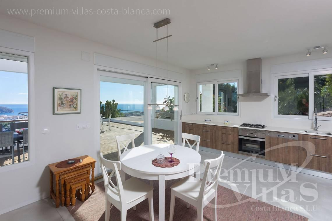 - CC2385 - Modern villa with panoramic sea views in Moraira 13