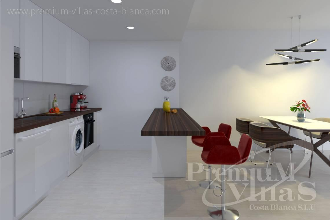 - A0622 - 2 bedrooms apartments with sea views in Finestrat 15