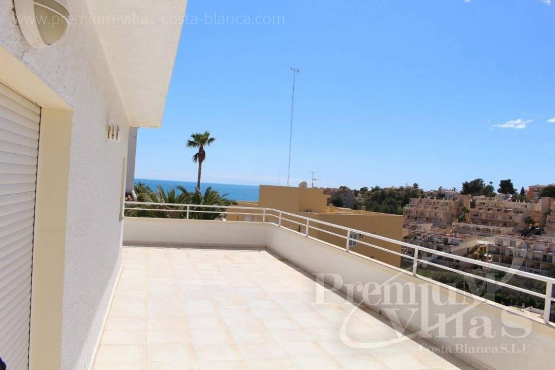 Buy villas houses sea view Calpe Costa Blanca - C1893 - Modern villa in Calpe,  well located near the old town and the sea. 9