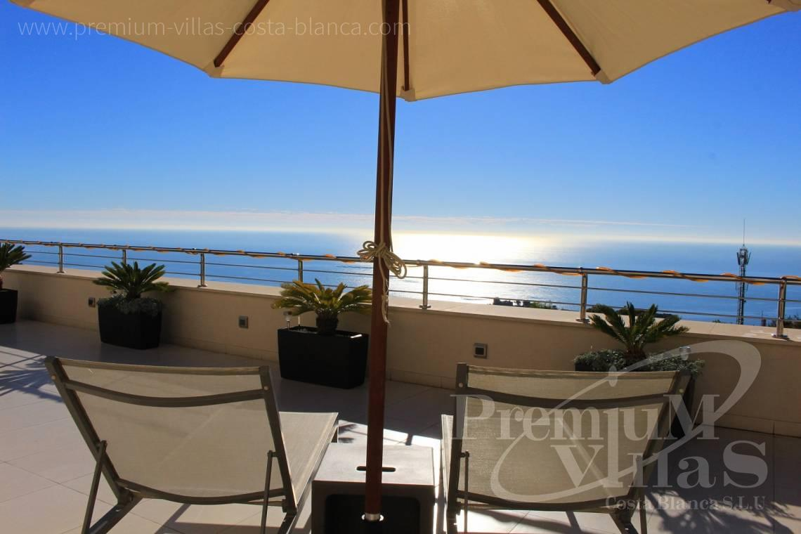 Buy apartment with large terrace in Mare Nostrum Altea - A0434 - Modern apartment in Altea, Costa Blanca 2