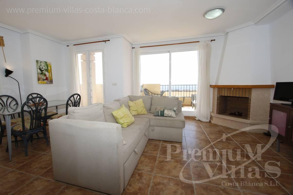 Buy bungalow in Altea Costa Blanca - C2211 - Bungalow in Altea 1000m from the sea, with stunning sea views. 20