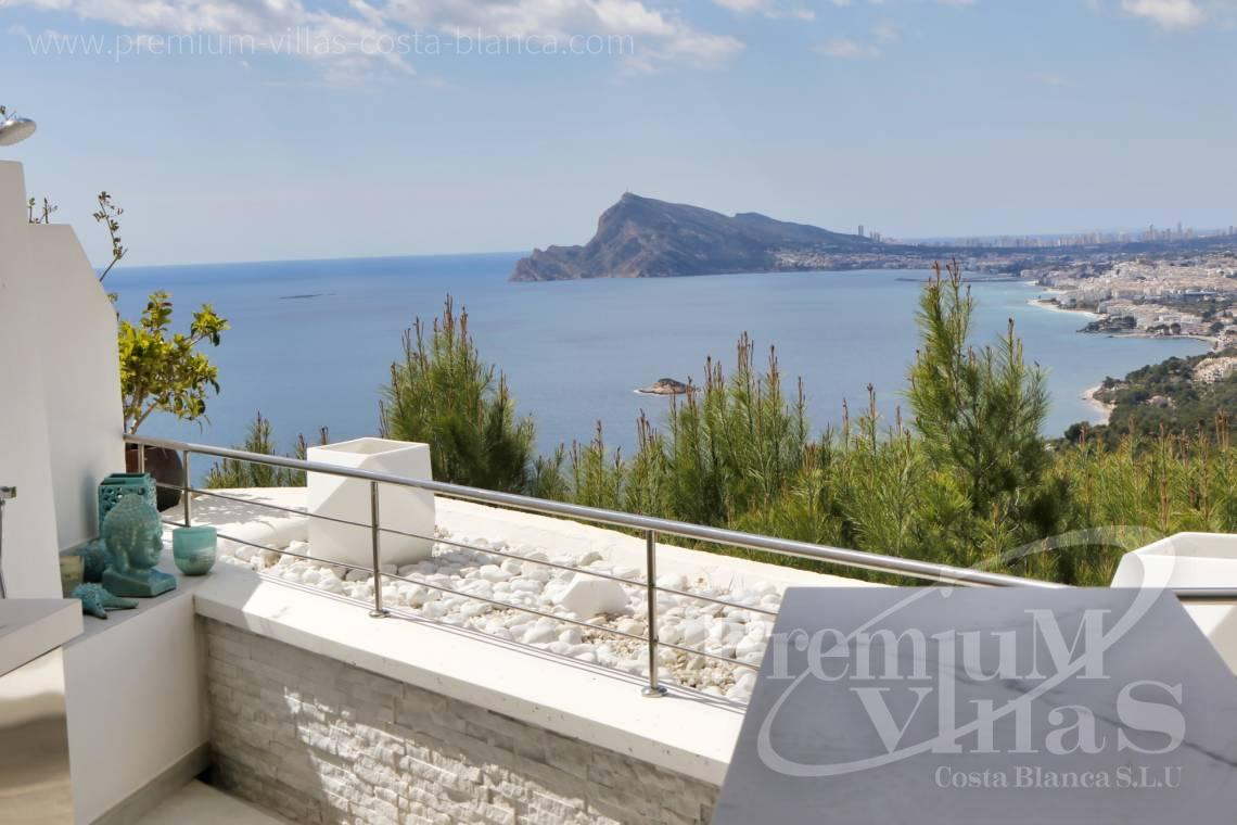 For sale luxury penthouse in urbanization Bahia I Altea Hills - A0635 - Super luxury apartment with sea views in Altea Hills 26