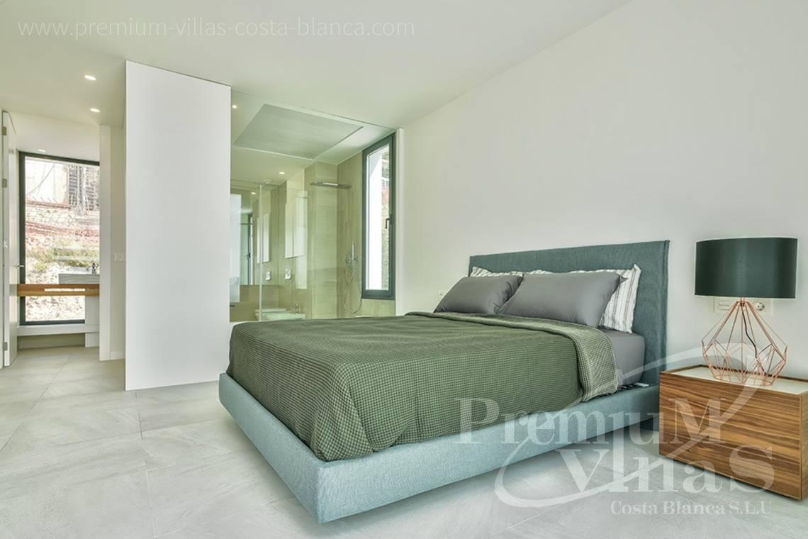 - C2080 - Modern villa for sale with spectacular sea views in Calpe 9