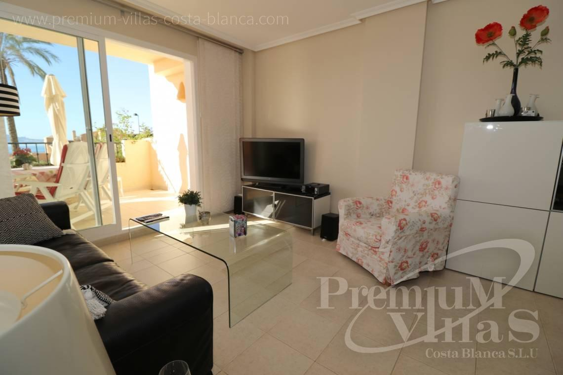 Penthouse apartment sea views Altea Costablanca - A0611 - Apartment in Mascarat urb. Jazmines 11