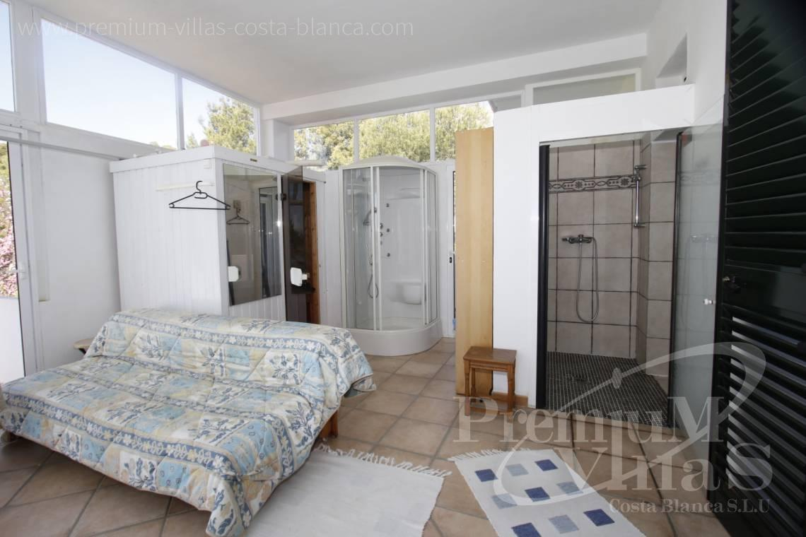 - C2141 - House in Altea with indoor pool, sauna, lift and guest apartment 15