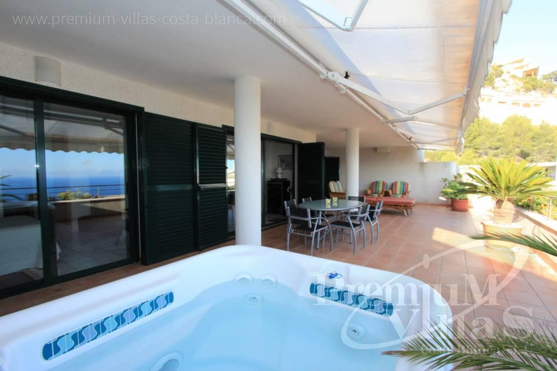 - A0563 - Opportunity! Penthouse in Altea Hills with 100m² terraces and a perfect sea view 6